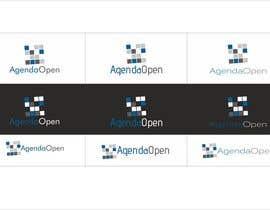 nº 111 pour Logo for Agenda Open par carlosmedina78