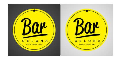 #3 for Design a Logo for a new BAR by madewisnu