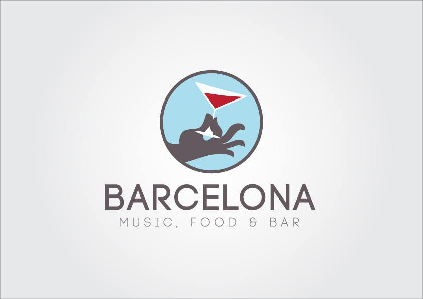 #5 for Design a Logo for a new BAR by Mubeen786
