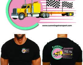 ktcdesign tarafından Design a T-Shirt için no 14