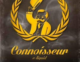 nº 35 pour Poster Design for Connoisseur eJuice par alvinnarag