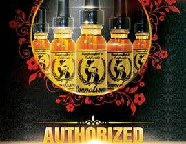 nº 43 pour Poster Design for Connoisseur eJuice par FerreiraJR