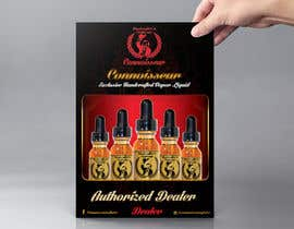 nº 25 pour Poster Design for Connoisseur eJuice par tahira11