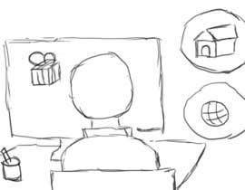ezhilartworks tarafından Create an Animation for Gift sending web app için no 5