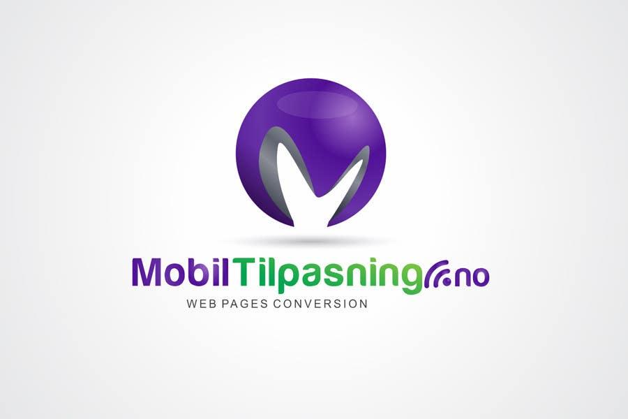Penyertaan Peraduan #                                        472                                      untuk                                         Logo Design for www.MobilTilpasning.no