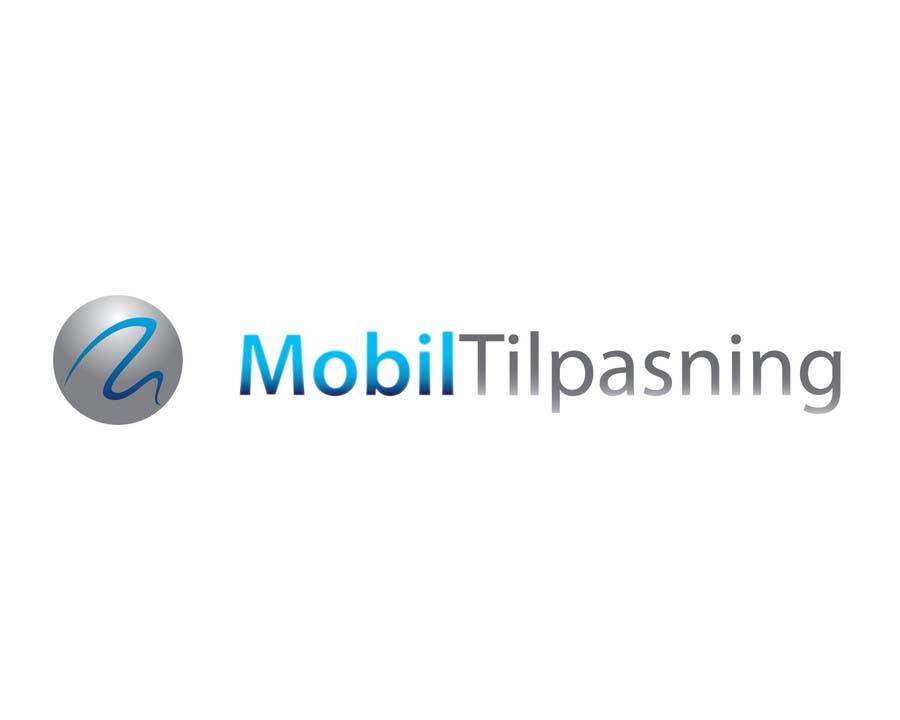 Kilpailutyö #251 kilpailussa Logo Design for www.MobilTilpasning.no