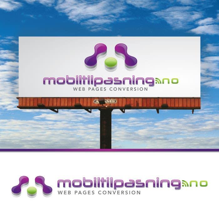 Konkurrenceindlæg #452 for Logo Design for www.MobilTilpasning.no