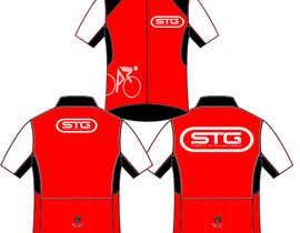 Nro 4 kilpailuun Design a Cycle Jersey käyttäjältä cdinesh008