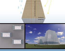 #9 for Create The Winning Design For A High-rise Farm by Emilian12