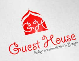 #53 para Logo for a Guest House in Myanmar por wilfridosuero