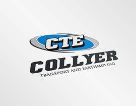 #94 for Design a Logo for Collyer Transport and Earthmoving by sreesiddhartha