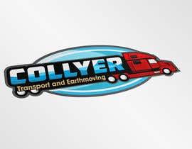Nro 70 kilpailuun Design a Logo for Collyer Transport and Earthmoving käyttäjältä MyPrints