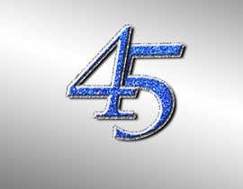 #20 for Logo design for the 45th anniversary banquet af navaneethmuthu