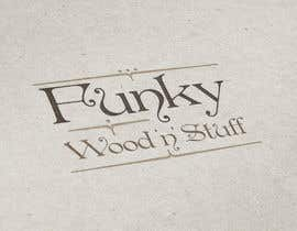 #22 para Design a Logo for Funky Wood 'n' Stuff por vladspataroiu