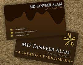 nº 7 pour Design Some Business Cards par mdtanveer78692