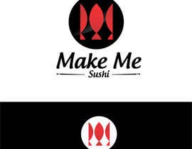 "nº 45 pour Design a Logo for 'MAKE ME SUSHI"" - repost par rajdesign2009"