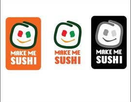 "nº 40 pour Design a Logo for 'MAKE ME SUSHI"" - repost par KG1354"