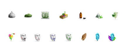 Image of                             Design some Icons as 'gifts' for...