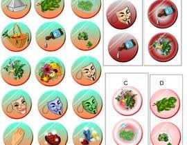 NataliaRn tarafından Design some Icons as 'gifts' for dating site için no 16