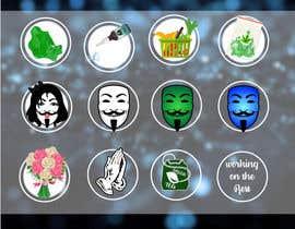 wassim031994 tarafından Design some Icons as 'gifts' for dating site için no 18