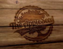 "vikasBe tarafından ""The AppleSeed"" Cider Logo Design Contest için no 147"