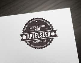 "Naumovski tarafından ""The AppleSeed"" Cider Logo Design Contest için no 140"