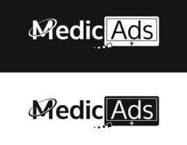 #427 untuk Logo Design for MedicAds - medical advertising oleh Arpit1113