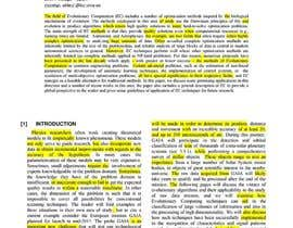 nº 12 pour Review english translation of science paper (needed computational skills) par okayGraphics