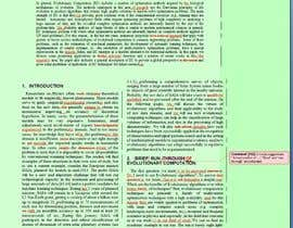 nº 18 pour Review english translation of science paper (needed computational skills) par negesta