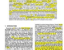 nº 31 pour Review english translation of science paper (needed computational skills) par embeddedworksv1