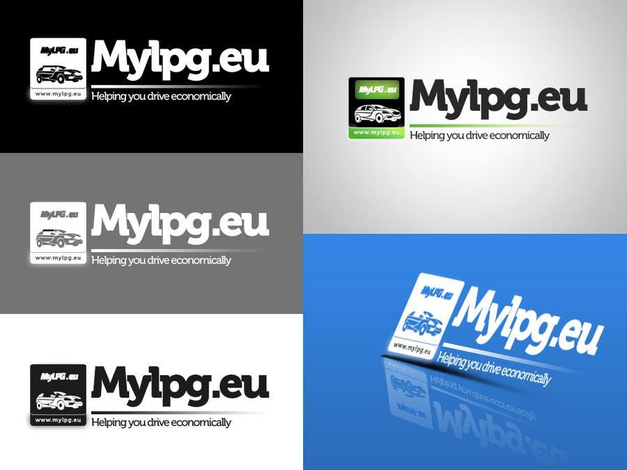 Inscrição nº 29 do Concurso para Design a Logo for an automotive website