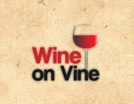 Nro 38 kilpailuun Wine onVine käyttäjältä GlopesDesign