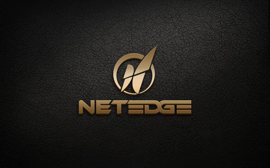 #25 for Utveckla en företagsidentitet for NetEdge by Psynsation