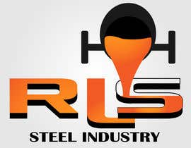 nº 27 pour Design a Logo for Steel Industry. par veenaldsilva