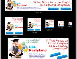 #15 para Social Graphic Design for ESLPartyLand.Com por artleo