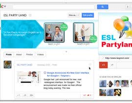 #26 для Social Graphic Design for ESLPartyLand.Com от pratik12691