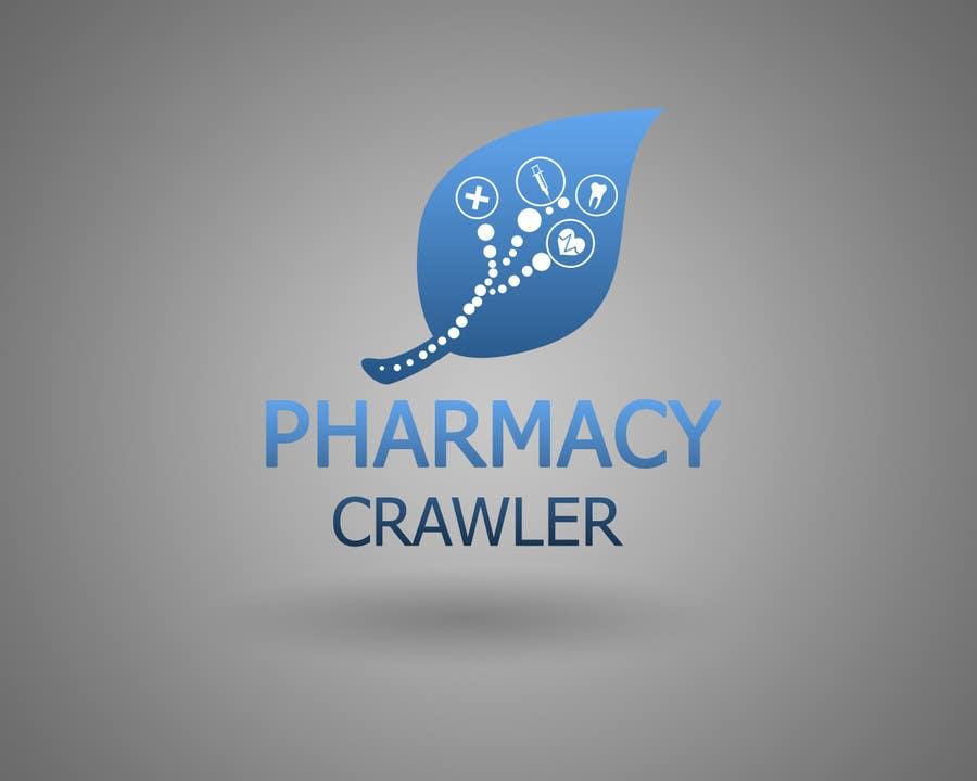 Kilpailutyö #98 kilpailussa Design a logo for a pharmaceutical product search engine