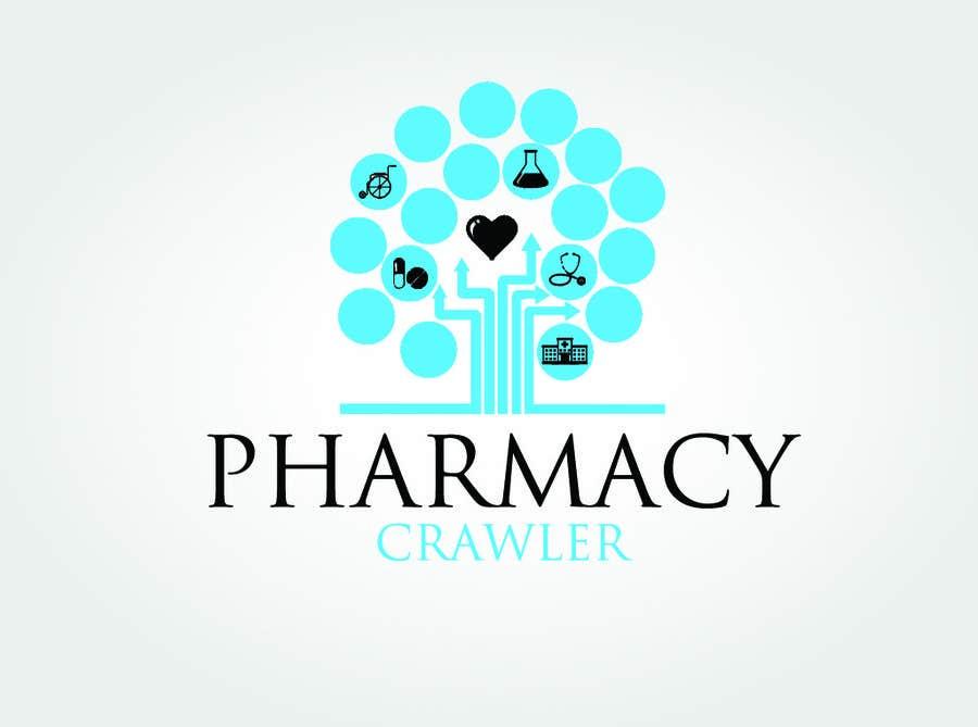 Kilpailutyö #100 kilpailussa Design a logo for a pharmaceutical product search engine