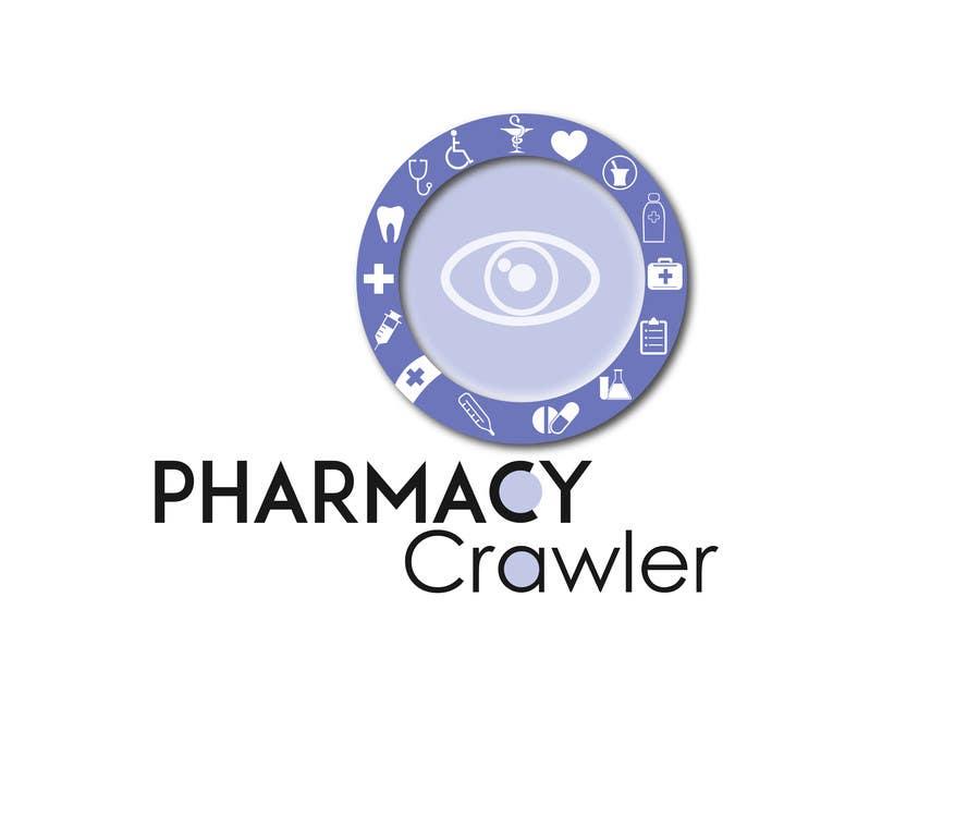 Kilpailutyö #136 kilpailussa Design a logo for a pharmaceutical product search engine