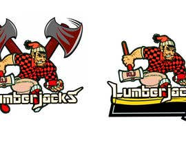 #7 for Design a Logo for Karlstad Lumberjacks - American Football Team (NOT Soccer) af Moesaif