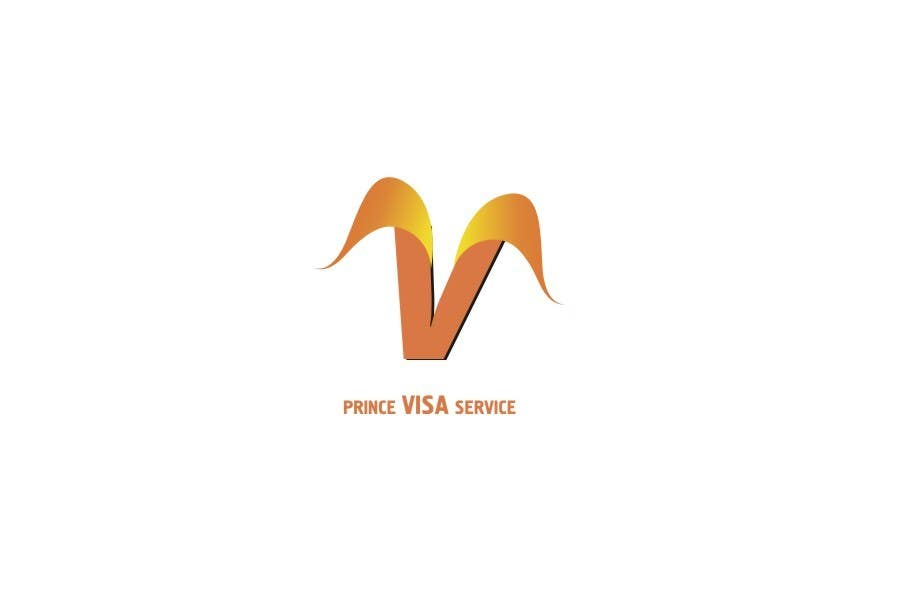 #256 for Logo Design for Prince Visa Service by YouEndSeek