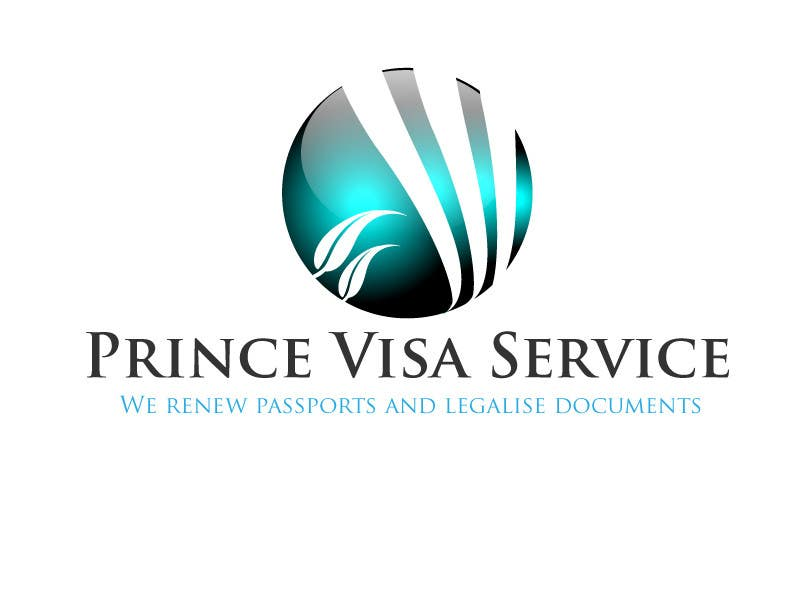 #244 for Logo Design for Prince Visa Service by stephen66