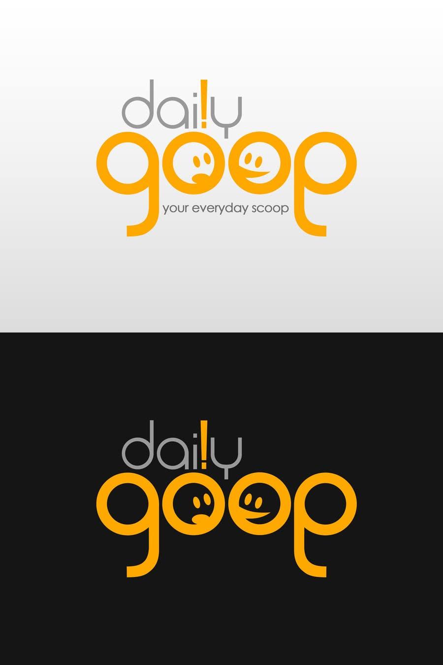 Kilpailutyö #30 kilpailussa Design a Logo for http://dailygoop.com