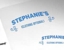Naumovski tarafından Design a Logo for Stephanie's Discount Boutique için no 1