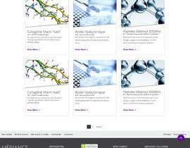 nextdesign2007 tarafından Design 2 website pages (grid + show) için no 19