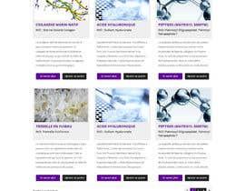 davidnalson tarafından Design 2 website pages (grid + show) için no 5