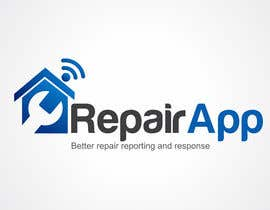 #486 для Logo Design for RepairApp от ulogo
