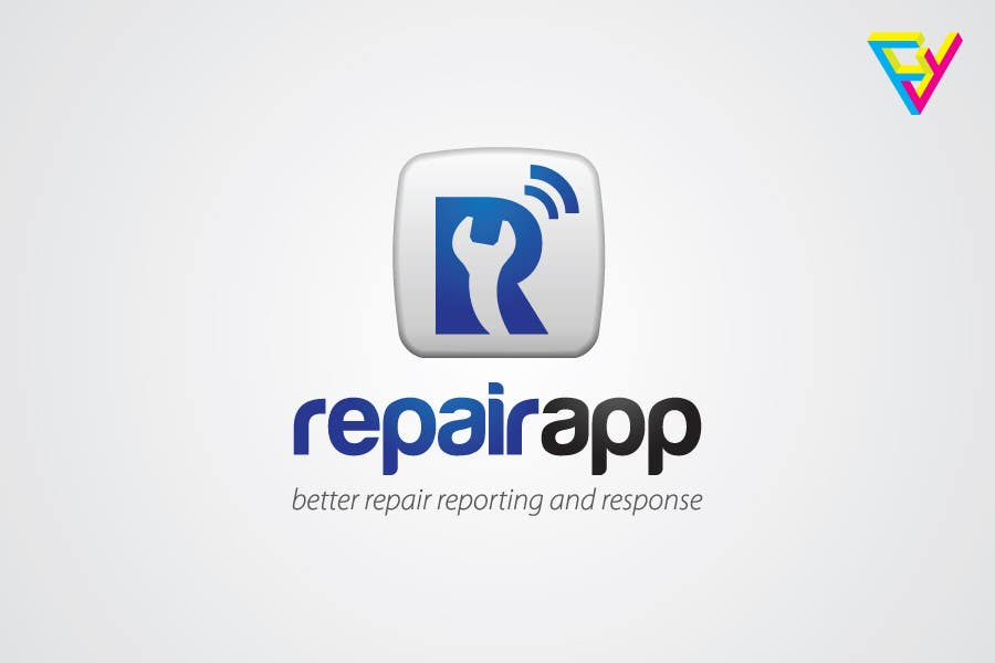 #77 for Logo Design for RepairApp by Ferrignoadv