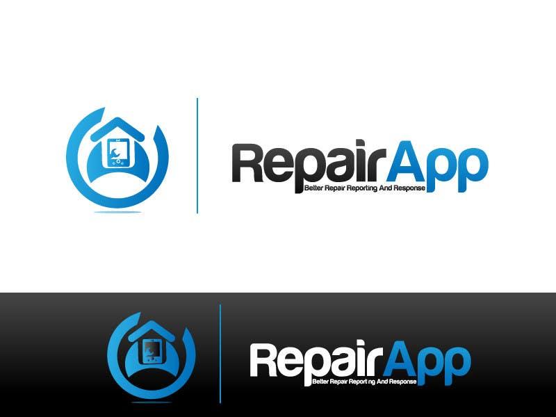#305 for Logo Design for RepairApp by rraja14