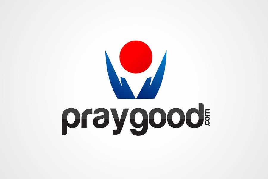 Contest Entry #                                        255                                      for                                         Logo Design for praygood.com